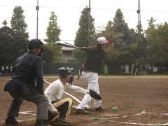 まずは去年に引き続き野球!