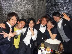 今夜は『TOP DANDY -1st-』が歌舞伎町で一番盛り上がっている!!☆