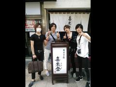 北海道と言ったらグルメ!こちらは味噌ラーメン食べ歩きチーム!