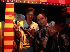 『Red-plus-』の黒主任&大雅Manager!