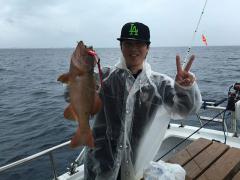 宜野湾で釣り部始動!