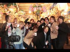 TOPDANDY1stのみんなで商売繁盛を願い新宿花園神社の酉の市へ行ってきました!
