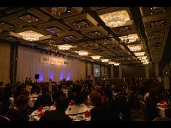 本日は2017年groupdandy新年会です。この会場の広さ圧巻です。