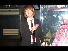 笑顔全開の桜幹部補佐!かわいらしいです☆