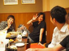 幸村代表代理からも素敵な笑顔を頂きました☆