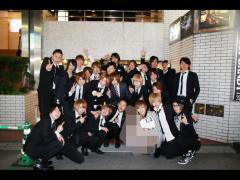 最後は全員集合写真で締め☆以上海斗主任BDEをお伝え致しました!