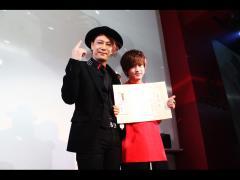 7位 柊 美咲 部長/Luminosite おめでとうございます♪