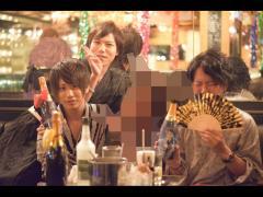 せやから☆祭クン、神谷柊斗クン、結平取締役をパシャリ☆