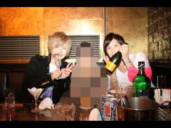 店内では早速シャンパンが入っています!柊斗クンとの2ショット☆