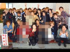 最後は全員集合写真で終わります!お疲れ様でした~!以上「TOP DANDY -1st-神谷柊斗昇格祭」をお届けしました!