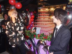 ここあ主任も圭クンにお祝いのコメントをしていました!
