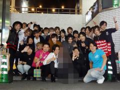 ラストは集合写真で☆以上直也取締役BDEお伝えしました!