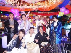 本日は歌舞伎町ホストクラブ「TOPDANDY 1st」の10周年イベント DAY2に取材にまいりました!