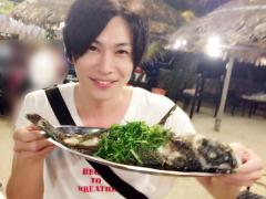 幸村代表が料理を見せてくれました!!!