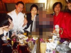 心producer、柊斗幹部補佐、幸村代表の3人で記念撮影!!