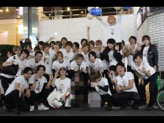 最後はお店の前で全員集合!!以上「TOPDANDY1st」より菅田将暉さんのバースデーイベントでした!!