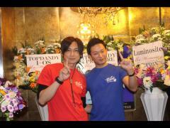まずは幸村代表と心producerの11のポーズでの1枚から!