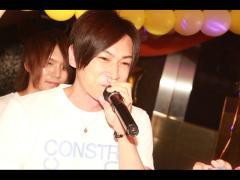 そして幸村代表から「人望を感じたバースデーでした。柊斗は1stを引っ張ってく最重要人物だから期待している!」とコメントしていただきました!