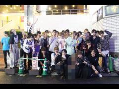最後はお店の前で全員集合!以上「TOPDANDY1st」より綾野 剛くんのバースデーイベントでした!