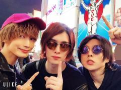続きまして、大阪旅行組の1枚☆