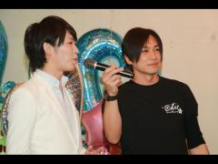 そして幸村代表がマイクを持ってくれている中影星副主任からコメントいただきました!