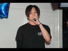 幸村代表のマイクからイベントがスタート!
