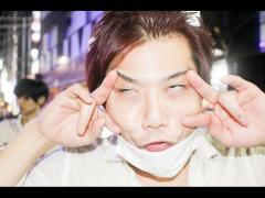 柊斗部長の変顔もカメラに収めました!!