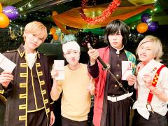 そしてMVP・準MVP・イケメン賞・オモシロ賞に輝いた入賞者たち!