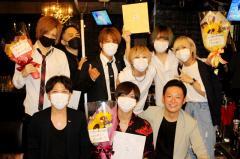最後はloveメンバーで!以上「loveメンバー卒業イベント」でした!