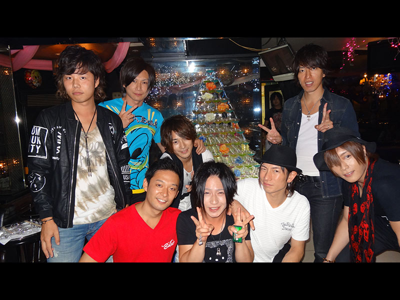 8月29日/NAOKI生誕祭