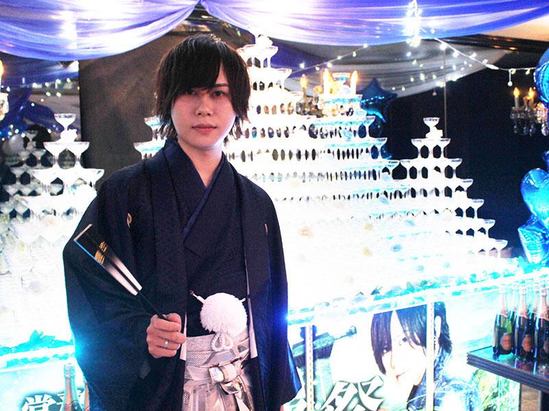 水嶋海斗昇格祭
