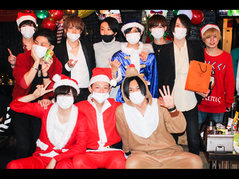 クリスマスイベントDAY1